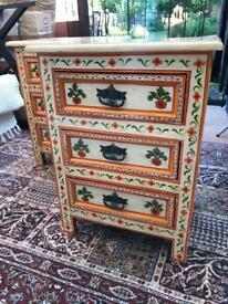 2 x bedside tables with draws