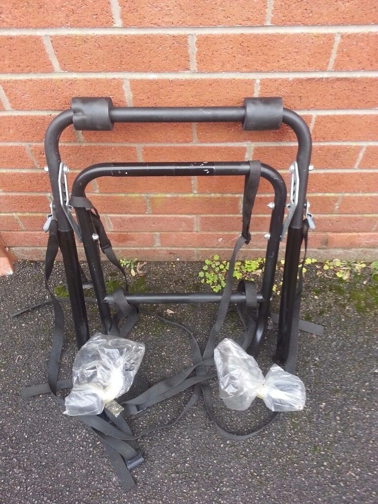 Bike mate cycle carier for 3 bike new condition! Boxed selling other bike holders to l@@k pictures!