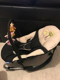 Winnie the Pooh baby bouncer