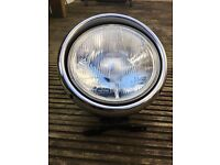 Yamaha XV 1600 headlight