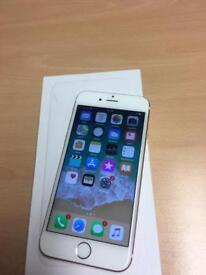 IPhone 6s / on o2 boxed
