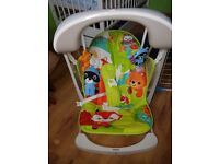 Fisher Price Woodland Friends Baby Swing