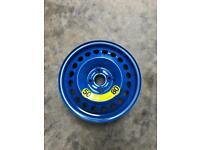 New Kia spare wheel