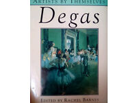 Degas Artists By Themselves £3