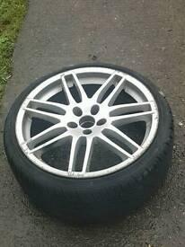 Mk4 golf alloy wheels forsale