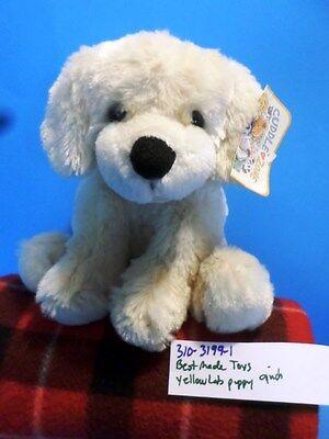Best Made Toys Yellow Lab Retriever Puppy Dog beanbag