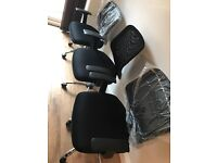 Brand New!! - 6 Mesh Back Executive Office Chairs