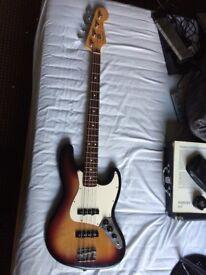 Fender Highway 1 American Jazz Bass 2003