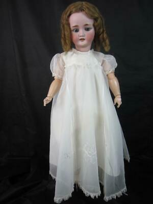 *Vintage Doll / Baby  DRESS  and SLIP Fits 28