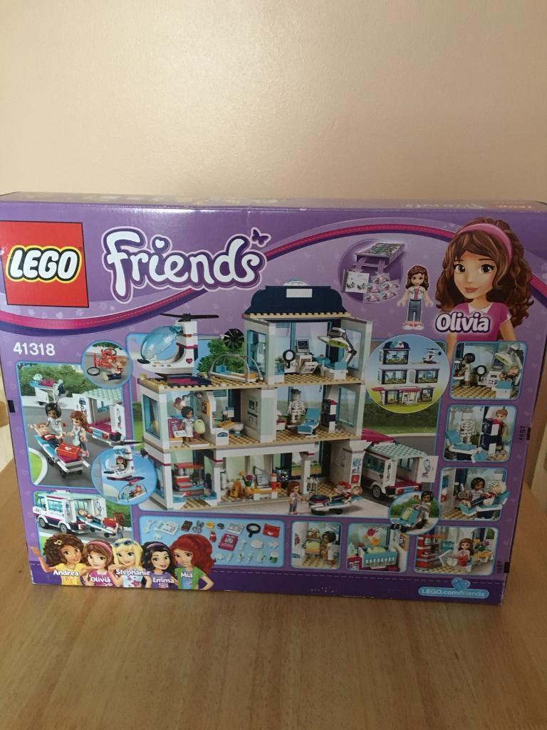 Lego Friends Heartlake Hospital In Dingwall Highland Gumtree