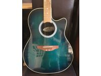 Ovation Applause Electro Acoustic Guitar
