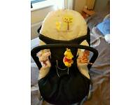 Winnie the pooh baby chair