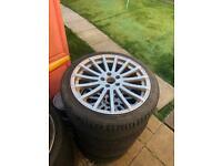 """Genuine Focus RS wheels 18"""""""