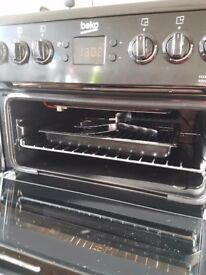 Beko Gas Double Oven