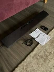 Panasonic Bluetooth soundbar