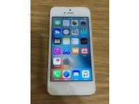 iphone 5 16gb white unlocked - VERY GOOD CONDITION! can be delivred