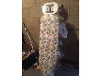 • Iron board, clean, in a good condition,seldom used
