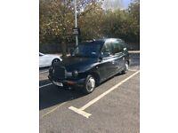 LTI TX2, 2004 London Taxi Black Cab