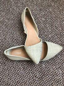 New Ladies Next flat shoes