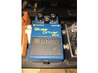 Boss Blues Drivet