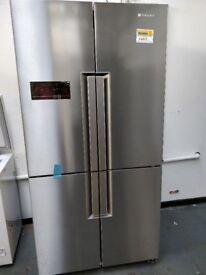Hotpoint American Fridge Freezer *Ex-Display* (12 Month Warranty)