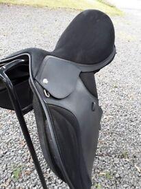 saddle, numnah & head collars for sale