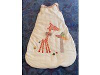 Mamas & Papas Baby dream pod sleep bag