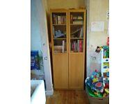 Bookcase - Ikea Billy, oak veneer, great condition