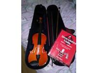 ½ size Violin (or ¾) not sure