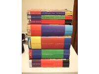 Harry Potter. Original Bloomsbury Books. Complete 1 to 7