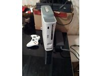 Xbox 360 in good working order - £55
