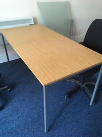 2 x office tables