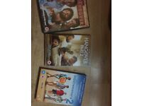 Unwanted DVD's