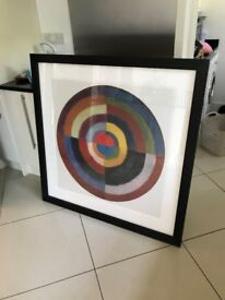 Contemporary Art Framed/Mounted Print From London Showhome