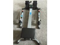 Pro fitness hydraulic rowing machine for sale