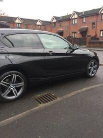 BMW 1 series. 114.i. Twin turbo 1.6