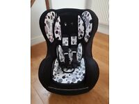 car seat 0-18kg approx 4years olds