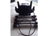 twin impeller pump 2bar