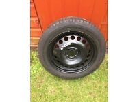 Spare Wheel with Michelin tyre unused from Vauxhall Corsa