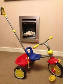 Children's trike,ideal XMAS present*reduced*