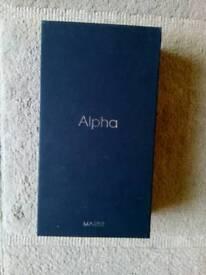 """MAZE ALPHA 4G LTE Mobile Phone 6.0 """", SIM FREE, FHD Dual Sim, 6GB RAM 64GB ROM, Black"""