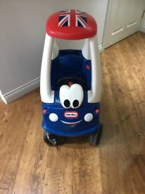 Little Tikes Cozy Coupe SOLD