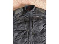 Hein Gericke all weather textile jacket.