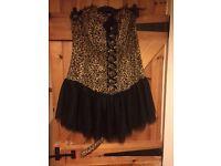 Ann Summers Cat Leopard Fancy Dress Costume