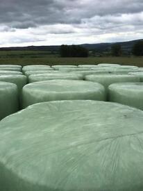Round Bale Hay & Haylage
