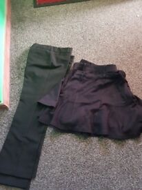 School skirts/trousers