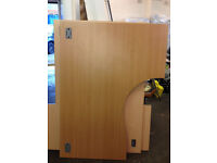 proffesional office desk right angle corner Lee Plumpton table