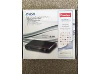 Dion freeview box/receiver