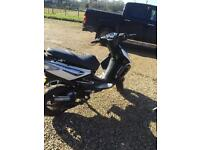 TGB R50x moped for sale spares or repairs