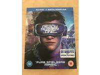 'Ready Player One' Blu Ray